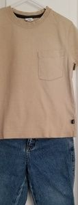 Gap 3T short sleeve top. Old Navy 2T jeans used